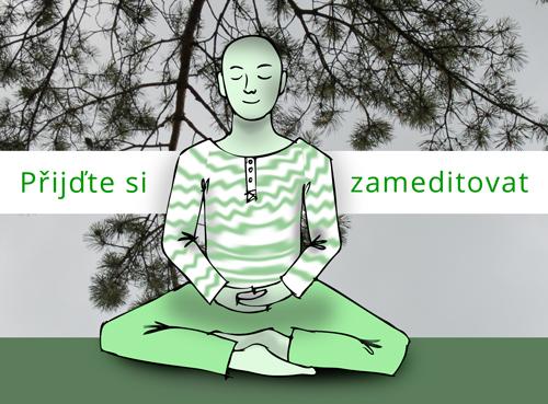 Bodhi Brno - meditace